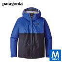 patagonia パタゴニア トレントシェル・ジャケット メンズ フルジップ ナイロンパーカージャケット トレイルランニング 83802VKN