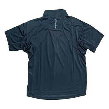ティートンブロス メンズ ハーフジップ ドライ半袖Tシャツ トレイルランニング・ウェア Teton Bros PPP Half Zip S/S TB19140010 【トレイルラン/トレラン/ランニング/マラソン/トレッキング/ウェア】
