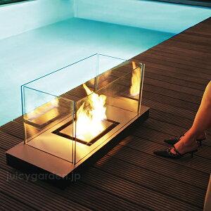 移動が自由な暖炉風フレームです。ホテルやロビー、レストランやバー、リゾート施設で使われて...