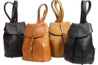 【楽天市場限定価格】革リュック!鞄職人がつくる高級本革リュックサックNo.1512【送料無料】