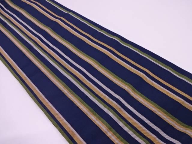宗sou 龍村美術織物 たつむら製 とくさ間道袋帯【q新品】【着】