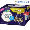 ロリエ エフ しあわせ素肌 超スリム 特に多い夜用 羽つき400(9コ...