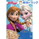 ケロッグ アナと雪の女王 バニラ風味シリアル(140g)