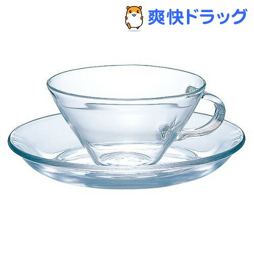マグカップ・ティーカップ, カップ&ソーサー  CSW-1T (1)(HARIO)