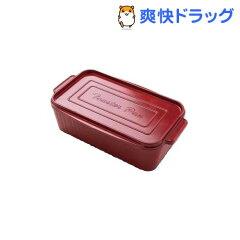 葛恵子のトースタークッキング専用 トースターパン レッド(1コ入)【送料無料】