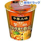 中華三昧 タテ型 赤坂榮林 酸辣湯麺(1コ入)
