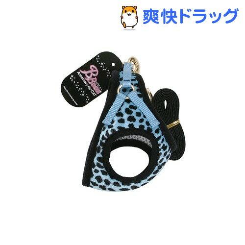 ビビュー BCパンサー胴輪セット2S/Lブルー(1セット)【ビビュー】