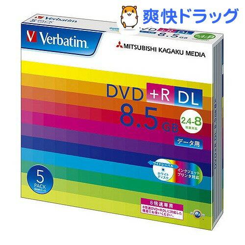 録画・録音用メディア, DVDメディア  DVDR DL 8.5GB PC 8 5 DTR85HP5V1(1)