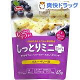 しっとりミニCa-Fe ブルーベリー味(65g)
