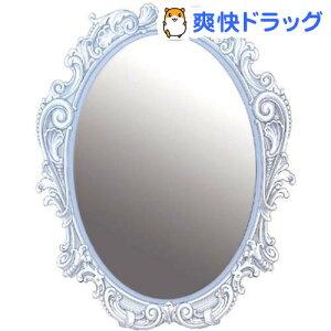 ウォールミラーステッカー ブルー M3910☆送料無料☆ウォールミラーステッカー ブルー M3910(1...
