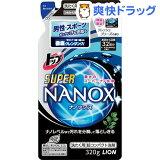 トップ スーパーナノックス for MEN フレッシュブリーズの香り つめかえ用(320g)