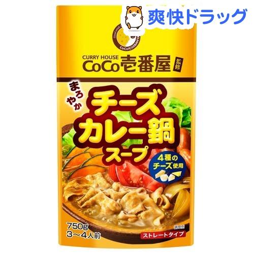 ダイショー CoCo壱番屋 チーズカレー鍋スープ(750g)