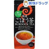 小川生薬 国産ごぼう茶 ティーバッグ(1.5g*18袋入)