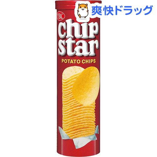 チップスター うすしお味(Lサイズ 115g)【チップスター】