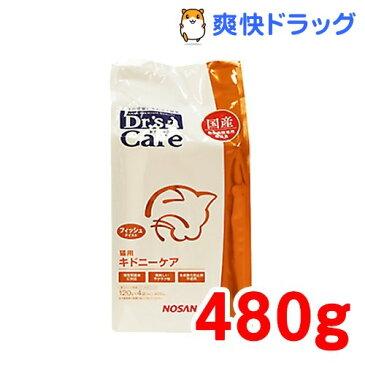 ドクターズケア 猫用 キドニー ケア フィッシュテイスト(480g)【ドクターズケア】