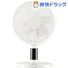 シロカ リモコン付コンパクトファン SDF-333 / シロカ(siroca) / 扇風機 送風機 サーキュレータ...