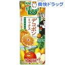 カゴメ 野菜生活100 デコポンミックス(195mL*24本...