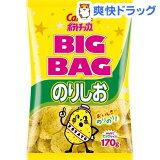 カルビー ポテトチップス ビッグバッグ のりしお(170g)