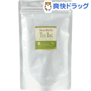ティーバッグハーブティー 有機レモンバーム(30包)【生活の木 ティーバッグハーブティー】