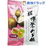 サヤカ ノンシュガー 羅漢果のど飴 うめ味(60g)