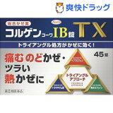 コルゲンコーワIB錠TX(セルフメディケーション税制対象)(45錠)