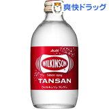 ウィルキンソン タンサン ワンウェイびん(300mL*24本入)