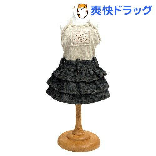 クークチュール オーガニックキャミスカート ブラック 3L(1着)【クークチュール】