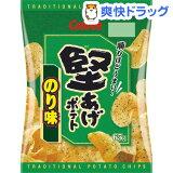 堅あげポテト のり味(65g)