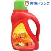ゲイン ジョイフルエクスプレッション アップルマンゴタンゴ 洗濯用洗剤(1.47L)【ゲイン(Gain)】[液体洗剤]