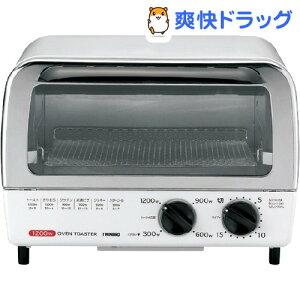 ツインバード オーブントースター ホワイト TS-4016W
