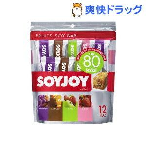 SOYJOY(ソイジョイ) カロリーコントロール80 ニュー / SOYJOY(ソイジョイ) / クッキー ビスケッ...