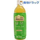 創健社 緑茶(500mL)