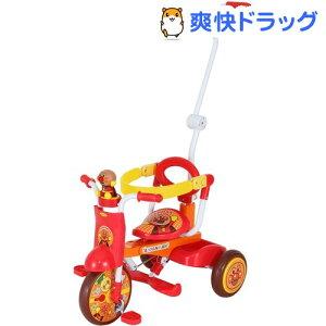 それいけ!アンパンマン オールインワン UP 三輪車(1台)【送料無料】