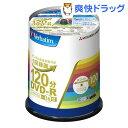 バーベイタム DVD-R 録画用 16倍速 VHR12JP100V4(...