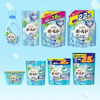 ボールド洗濯洗剤フレッシュピュアクリーンの香り詰替え用超特大サイズ