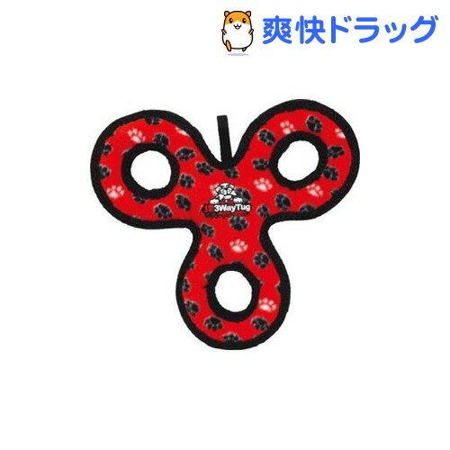 タフィ 3ウェイタグ ジュニア レッド(1コ入)【タフィ】