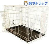 Mau 2ドア ホワイトケージ L(1台)【送料無料】