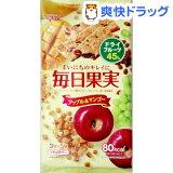 毎日果実 アップル&マンゴー(3枚*5袋入)