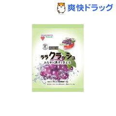 蒟蒻畑 ララクラッシュ ぶどう味 / 蒟蒻畑蒟蒻畑 ララクラッシュ ぶどう味(24g*8コ入)【蒟蒻畑】