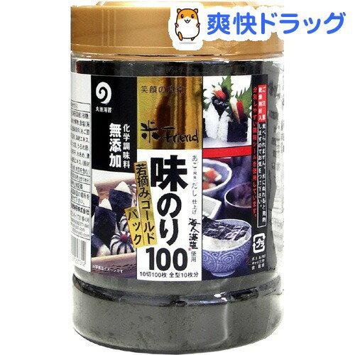 海苔, 味付け海苔  VP100(10100(10))