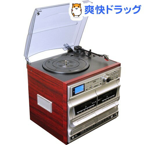 Bearmax マルチ・オーディオ・プレーヤー/レコーダー MA-811(1台)