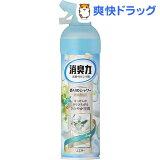 お部屋の消臭力 香りのシャワー せっけんの香り(280mL)