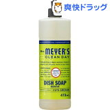ミセスマイヤーズ クリーンデイ 食器用洗剤 レモンバーベナ(473mL)