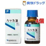 健栄製薬 ハッカ油(20mL*4コセット)