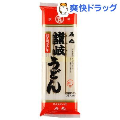 石丸製麺 讃岐うどん(500g)