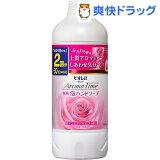 ビオレu アロマタイム 泡ハンドソープ ロマンティックローズの香り つめかえ用(400mL)