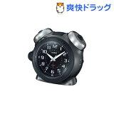 カシオ 置時計 メタリックグレー TQ-645S-8BJF(1コ入)