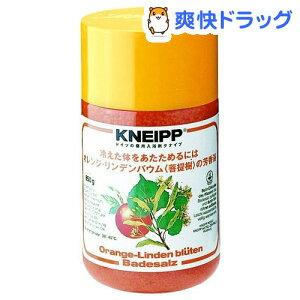 クナイプ バスソルト オレンジ・リンデンバウム / クナイプ(KNEIPP) / クナイプ バスソルト 850...