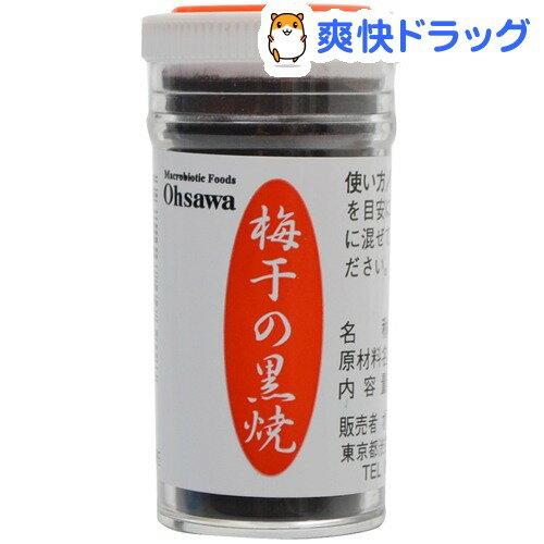 オーサワ 梅干の黒焼(15g)【オーサワ】