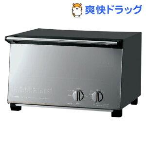 ツインバード ミラーガラスオーブントースター パールブラック TS-D017PB / ツインバード(TWINB...